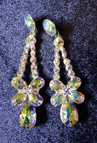 Light Swarovski Earrings