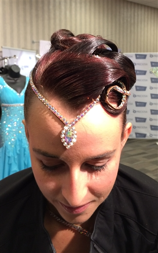 Swarovski Hair Piece