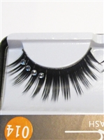 Rhinestone Eye Lashes