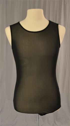 Men'sMesh Tank Top