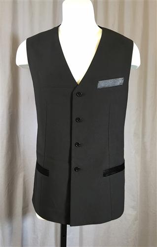 Men S Ballroom Long Vest