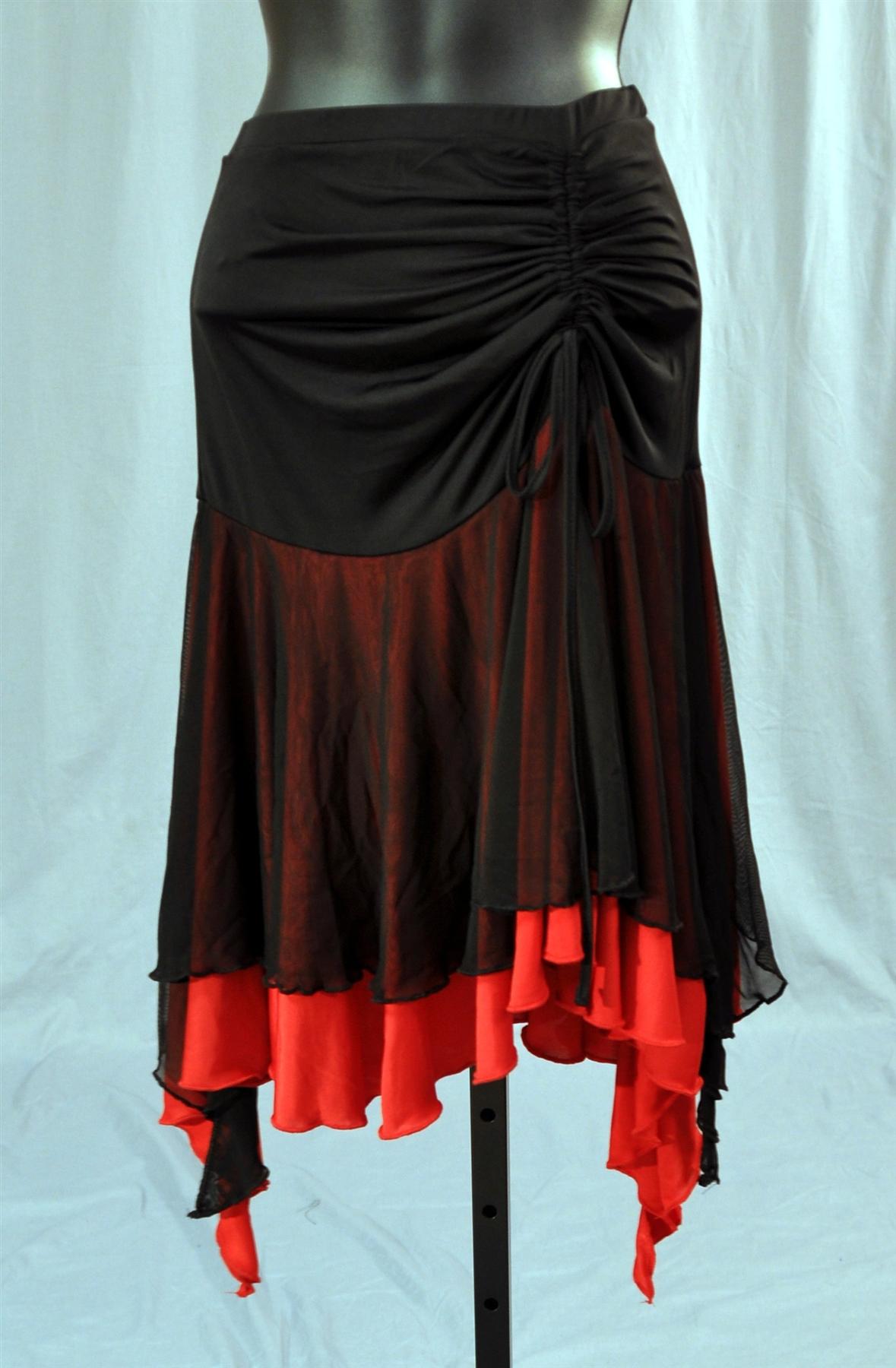 Side Tie Skirt 8