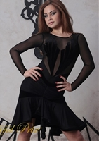 Ballroom Dance Body Suit