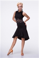 Elegant Ballroom Dance Dress
