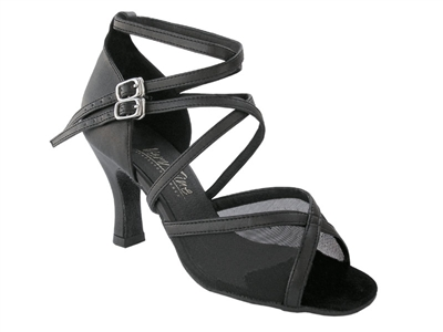 Mesh  Vamp Dance Shoes