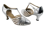 Strappy Ballroom Dance Shoes