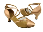 X-strap Mesh Ballroom Dance Shoes