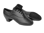 Men's Signiture Leather Latin Dance Shoes