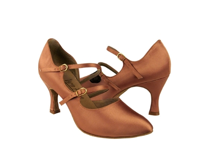 Two Strap Ballroom Dance Shoes