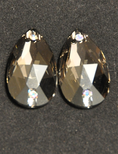 Large Tear Drop Earrings