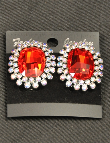 Swarovski Large Earrings